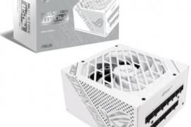 华硕推出ROG Strix 850W白色版电源