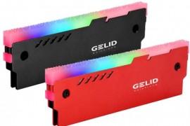 GELID推出带RGB照明的流明RAM散热器