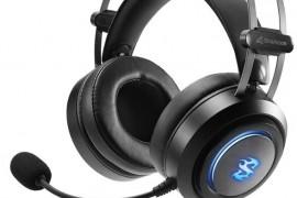 Sharkoon推出SKILLER SGH30 USB RGB游戏耳机