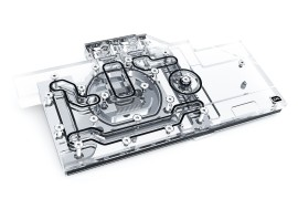 Alphacool为RTX 3070/3080/3090 GPU发布了四个新的水冷器