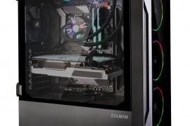 ZALMAN推出Z8系列中塔式机箱