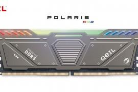 GeIL准备推出下一代DDR5 RGB高性能游戏内存